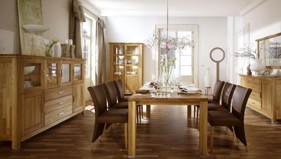 Luxusný nábytok z masívu