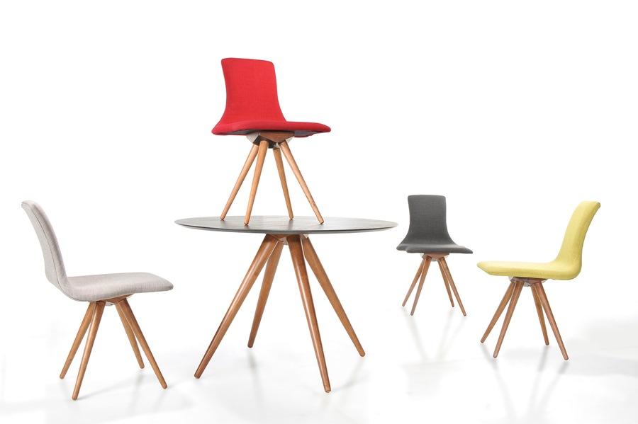 Okrúhly stôl dizajnový