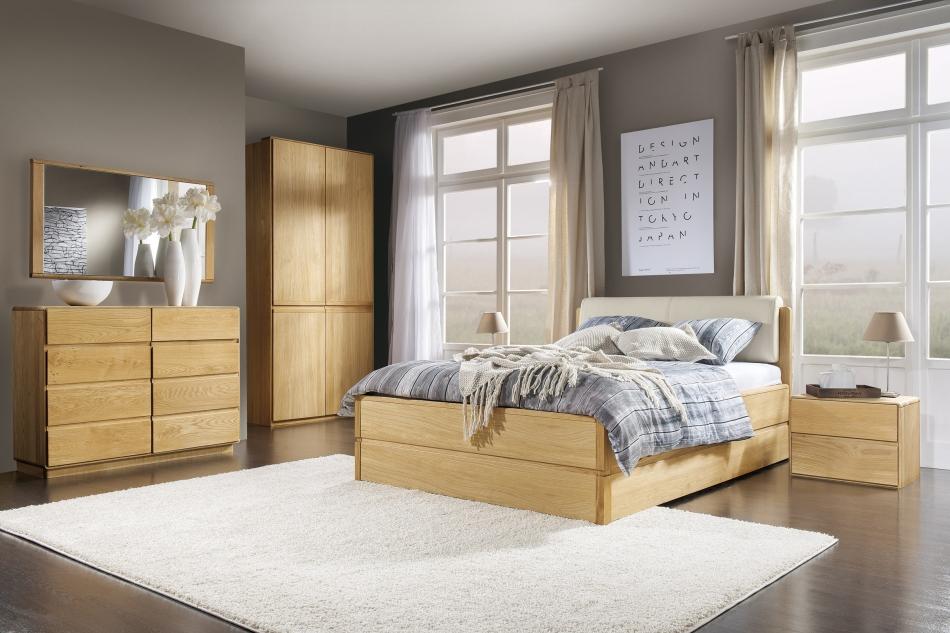 Kvalitná posteľ do spálne