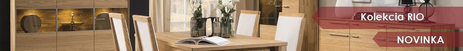 dubový nábytok rio do obývačky a jedálne