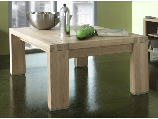 Konferenčný stolík - dub biely