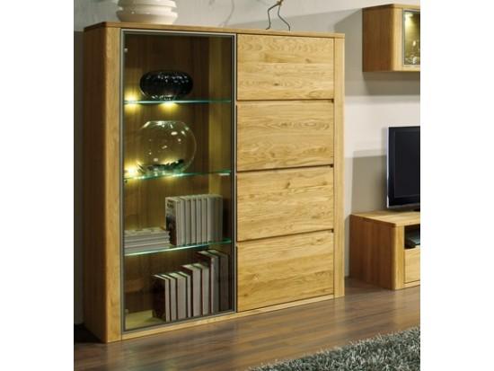 Moderná obývacia stena farba olej