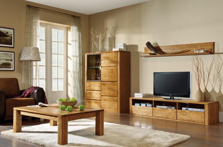 2fcba1f69a40 Moderná obývačka z masívu
