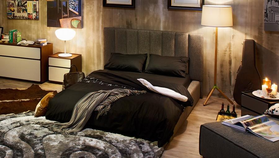 ed3f9563dfdc Čalúnené postele sú známe svojou kvalitou a nadčasovým designom