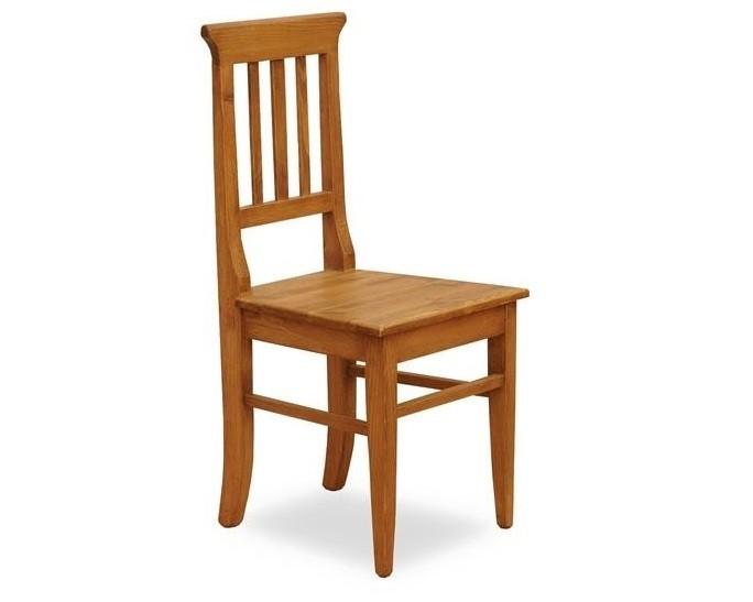 Voskovaná stolička D 22