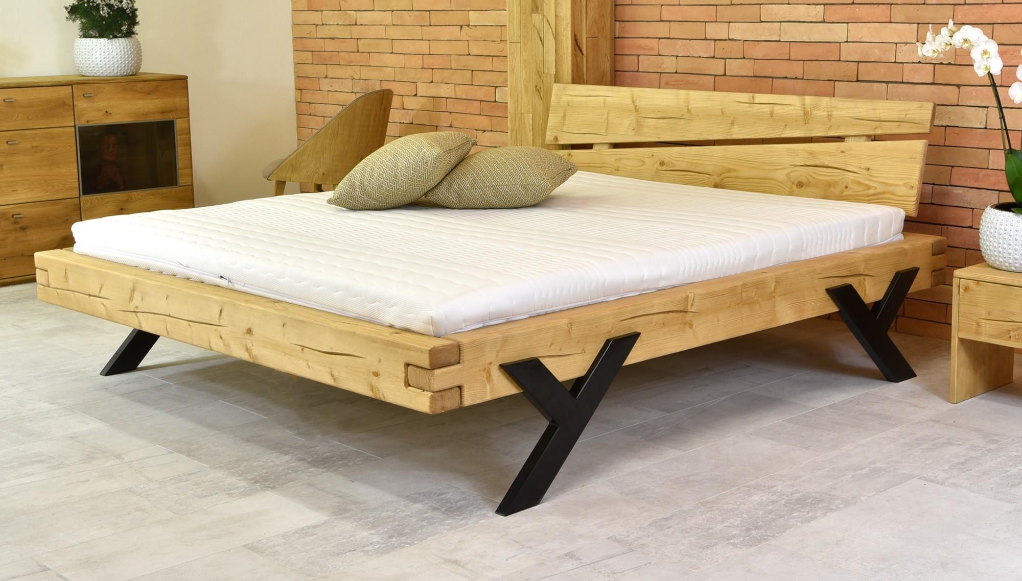 9d60b3bfa8fb Drevená manželská posteľ - top dizajn ...