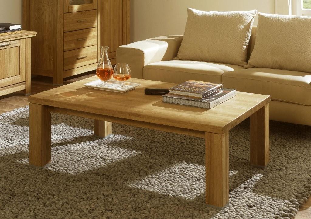 Konferenčný stolík z dubového dreva