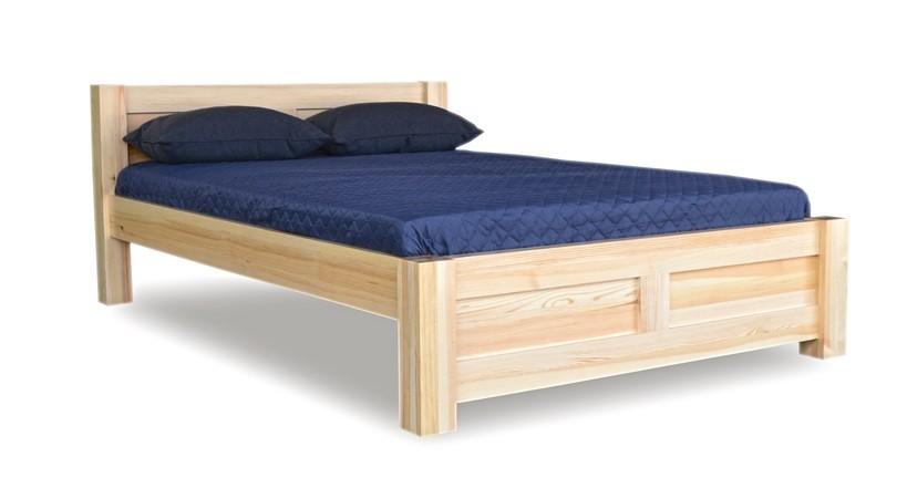 6882716cfa33 Drevená posteľ 90 x 200