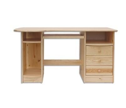 Drevený kancelárský stôl