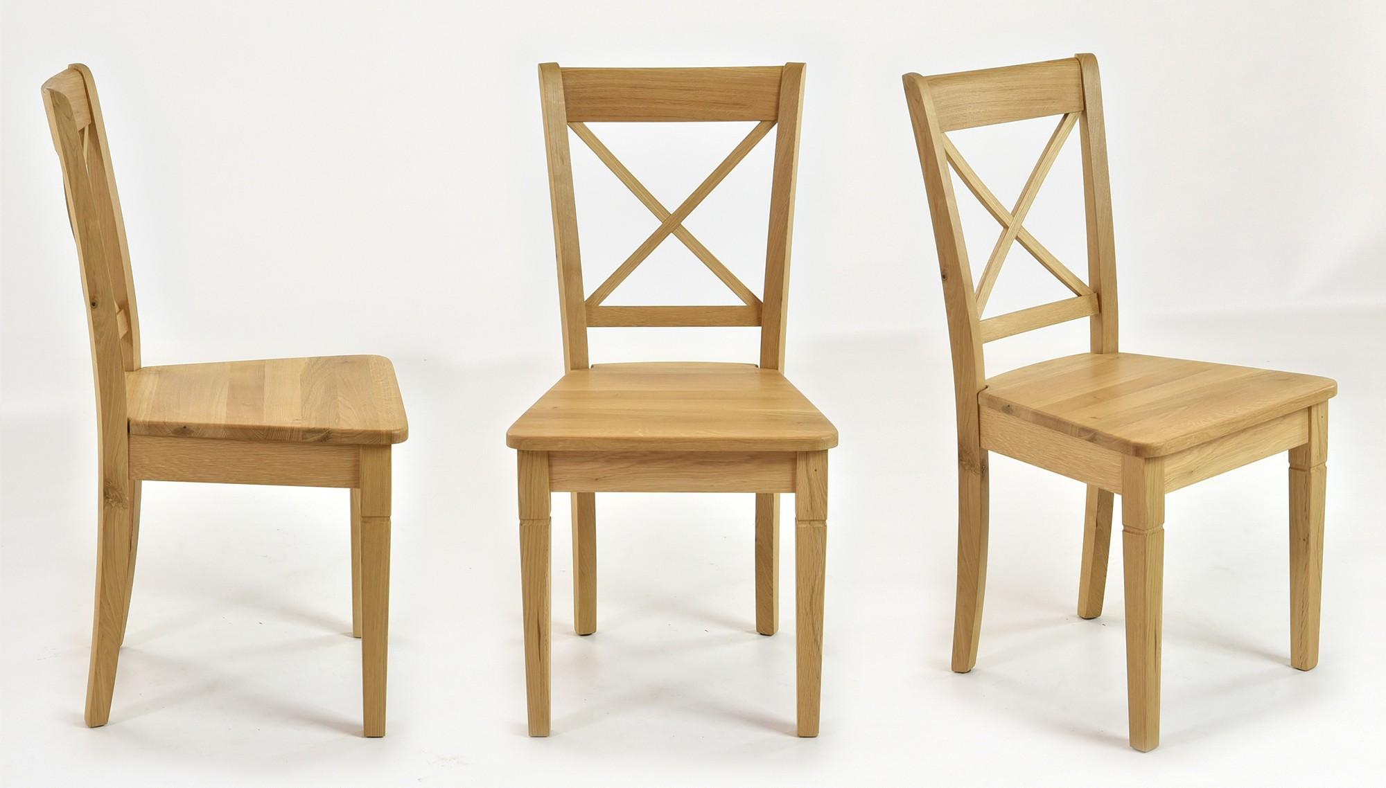 Dubová stoličky celomasív