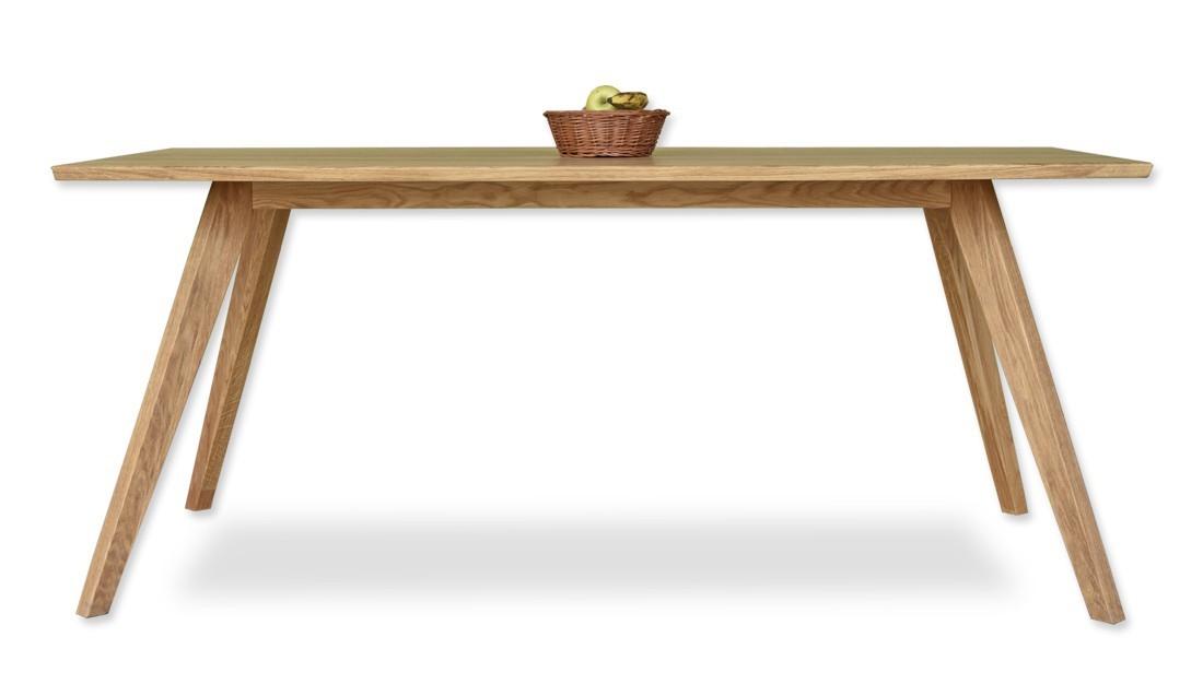 Dubový stôl do obývačky