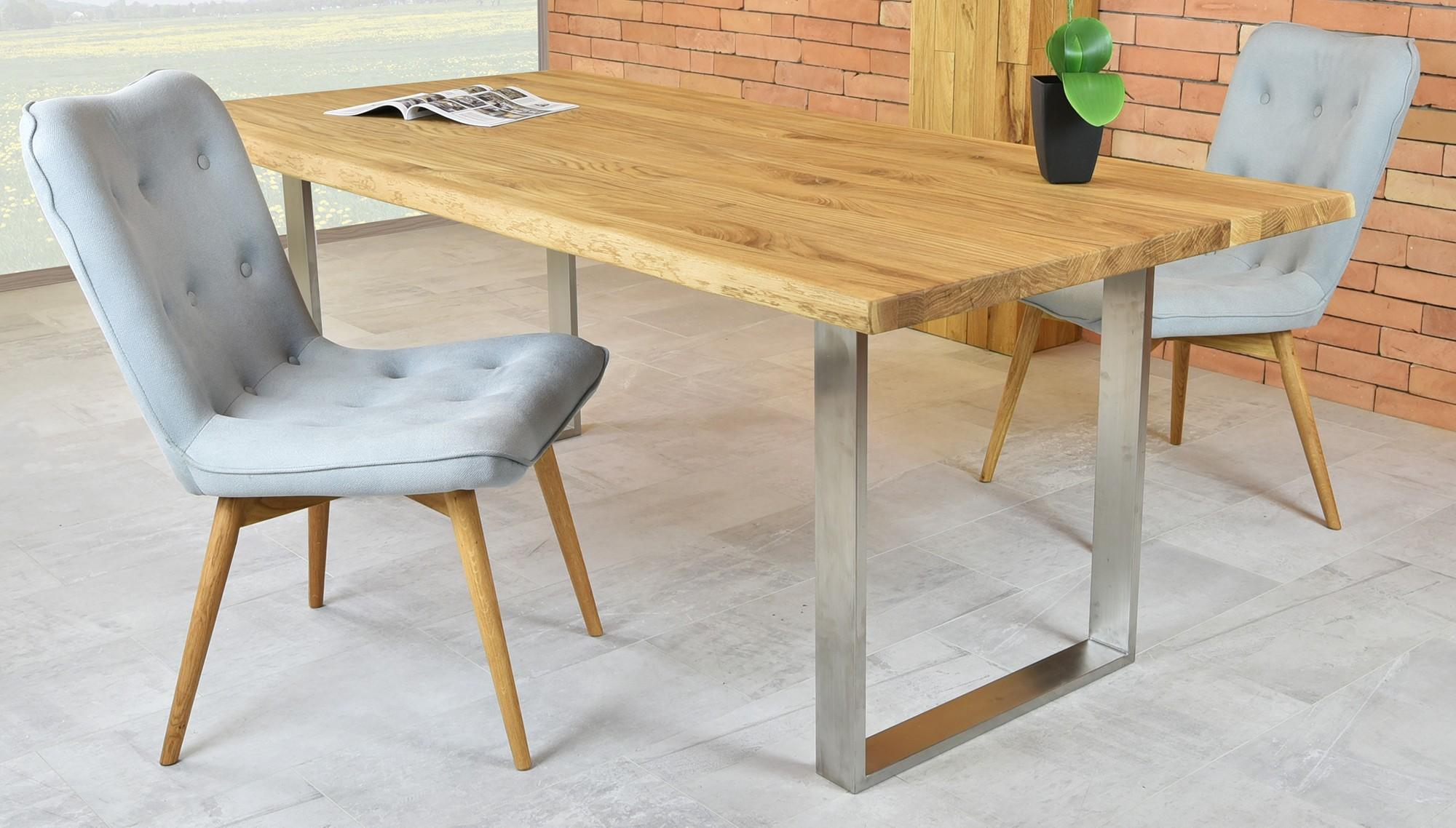 Luxusný dubový stôl do jedálne