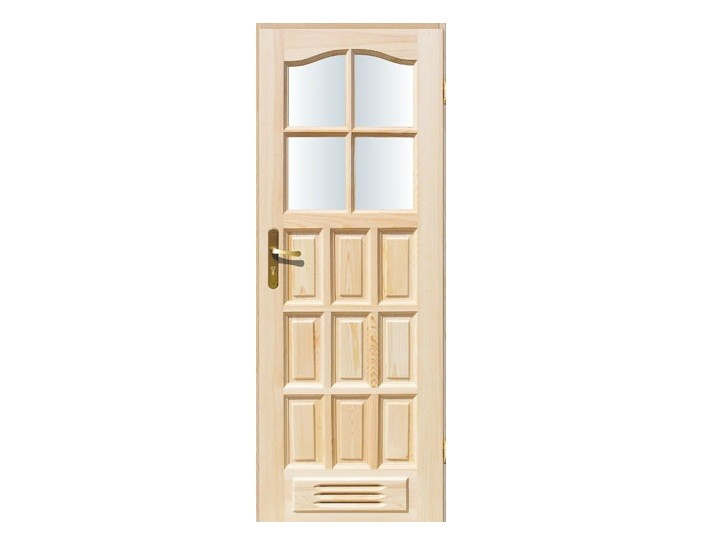 Dvere z masívu model : W4KR