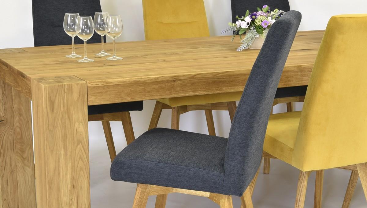 819a08578306 Jedálenská súprava pre 6 až 8 osôb (Stôl 220 x 100 + Stolička TINA)