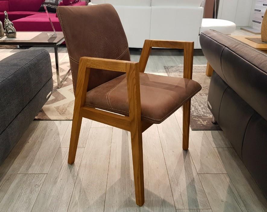 čalunená stolička do jedálne zelená