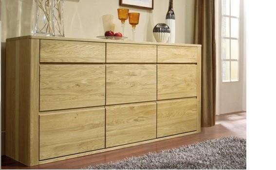Luxusná komoda z dreva