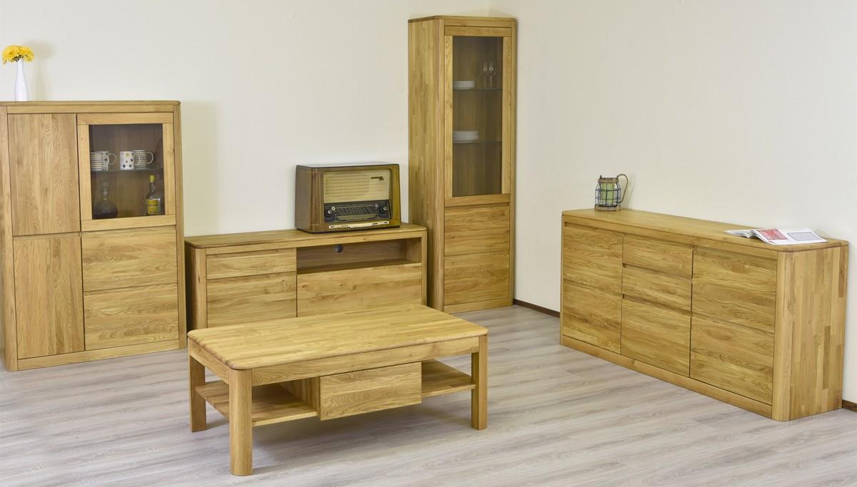 Luxusný nábytok z másivu Mirek