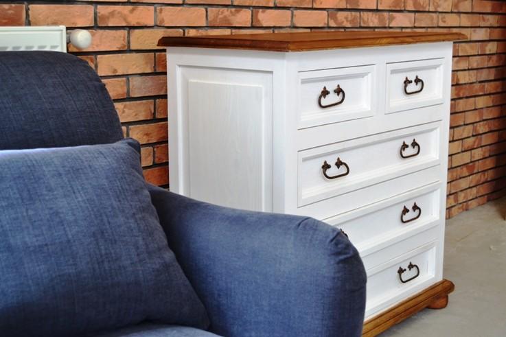 Farby rustikálny nábytok