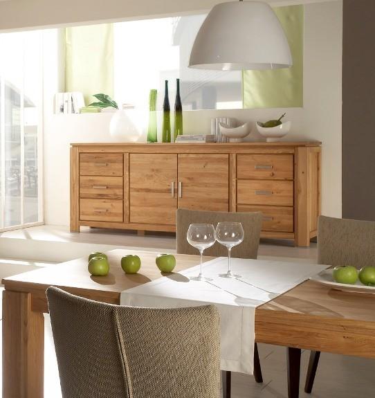 Luxusný nábytok z dubového dreva