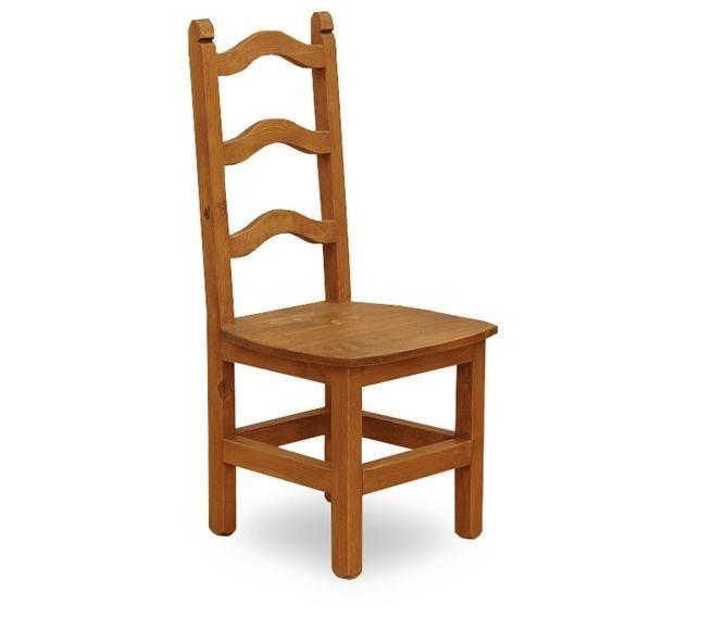 Voskovaná stolička S 04