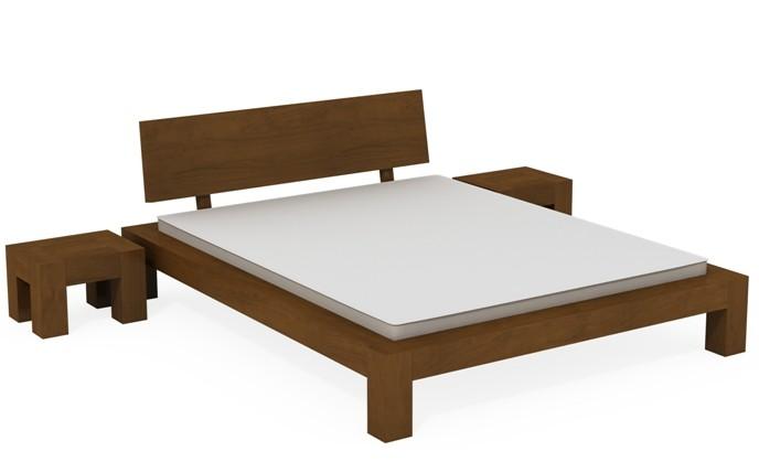 Luxusná posteľ