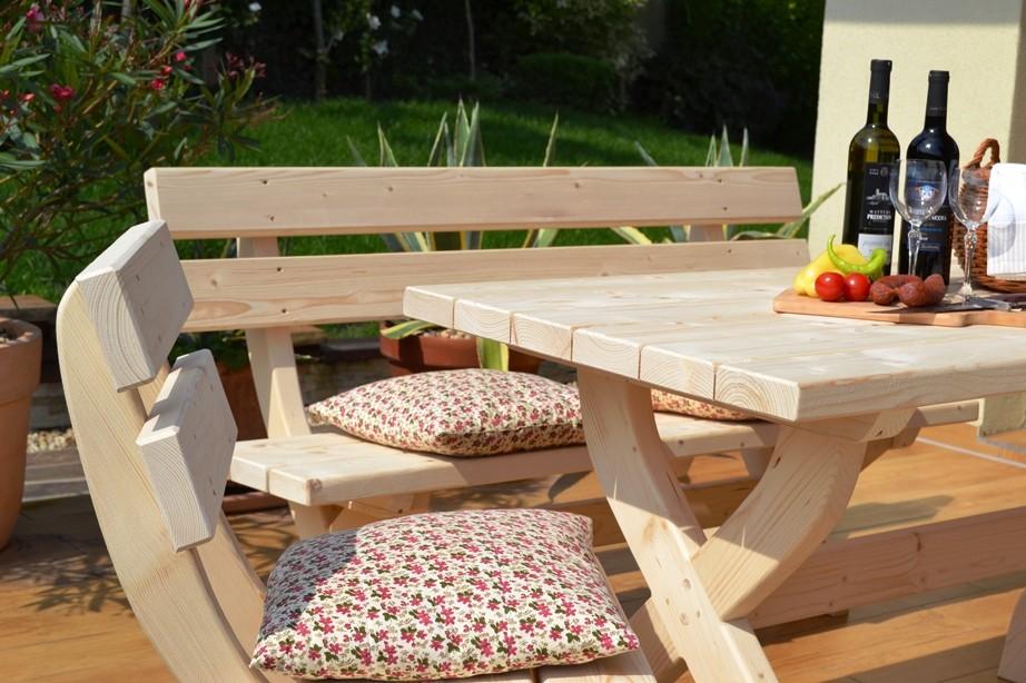 Záhradný nábytok Mirek
