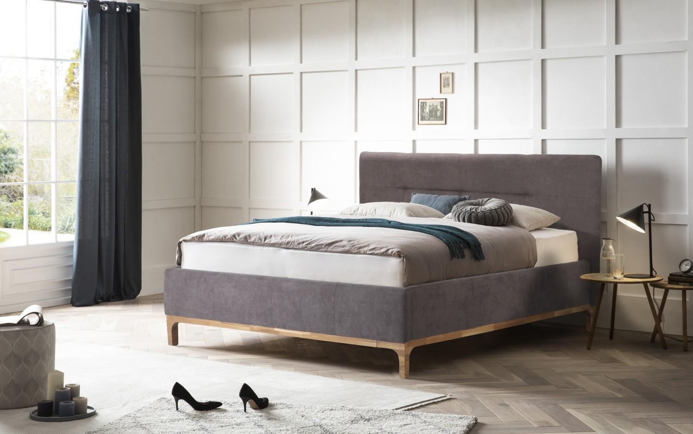 Manželská Boxspring postel