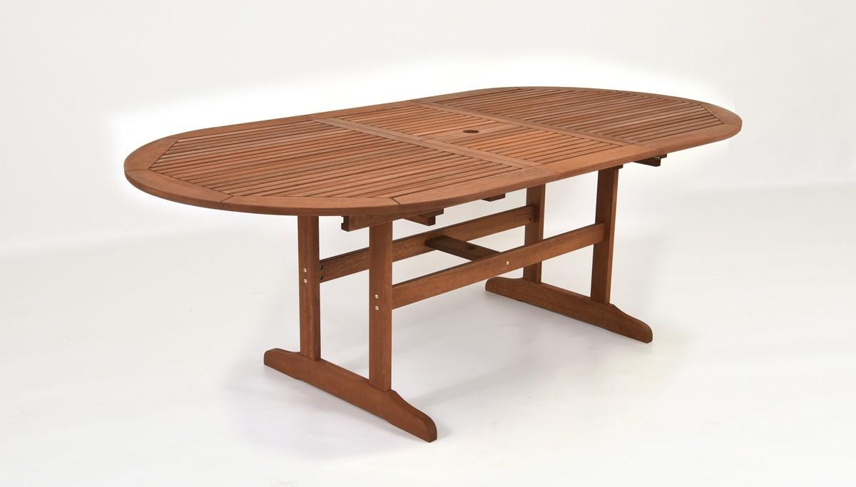 Záhradný stôl skladací