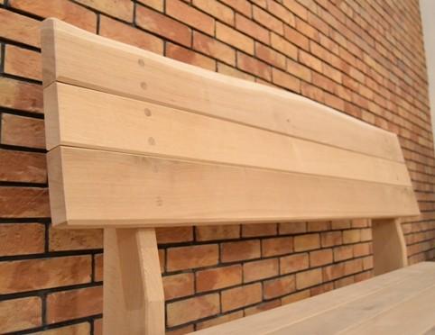 Slovenský výrobok - záhradná lavica