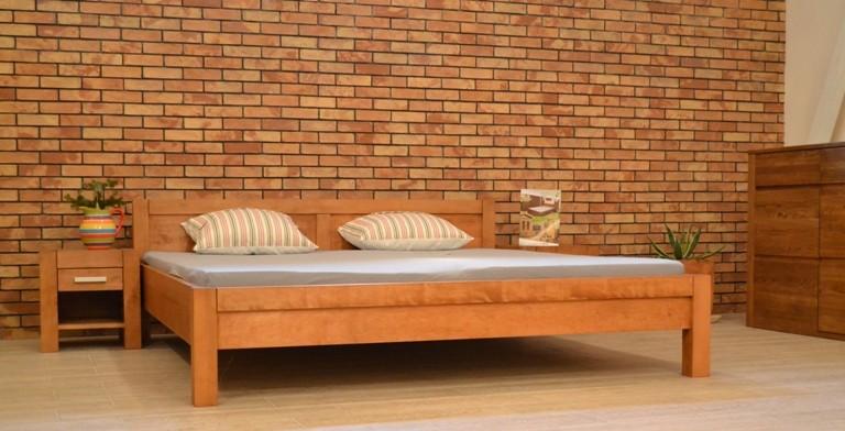 69b684cd9f21 ... Manželská posteľ z dreva 160 x 200