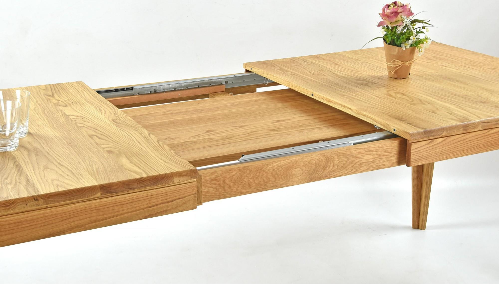 44b5fe7a0349 ... Luxusný dubový jedálenský set AVIGNOX + Stolička Ján (Rozkladací stôl)  ...