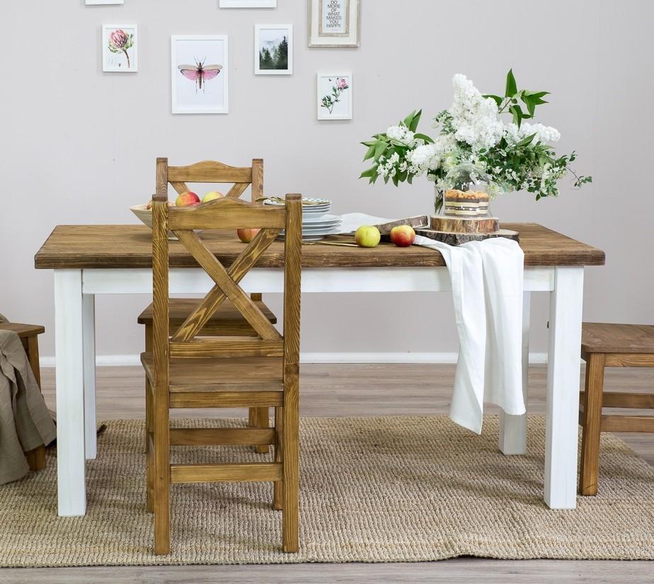 b99899e58b41 ... provence nábytok · Drevený stôl do jedálne ...