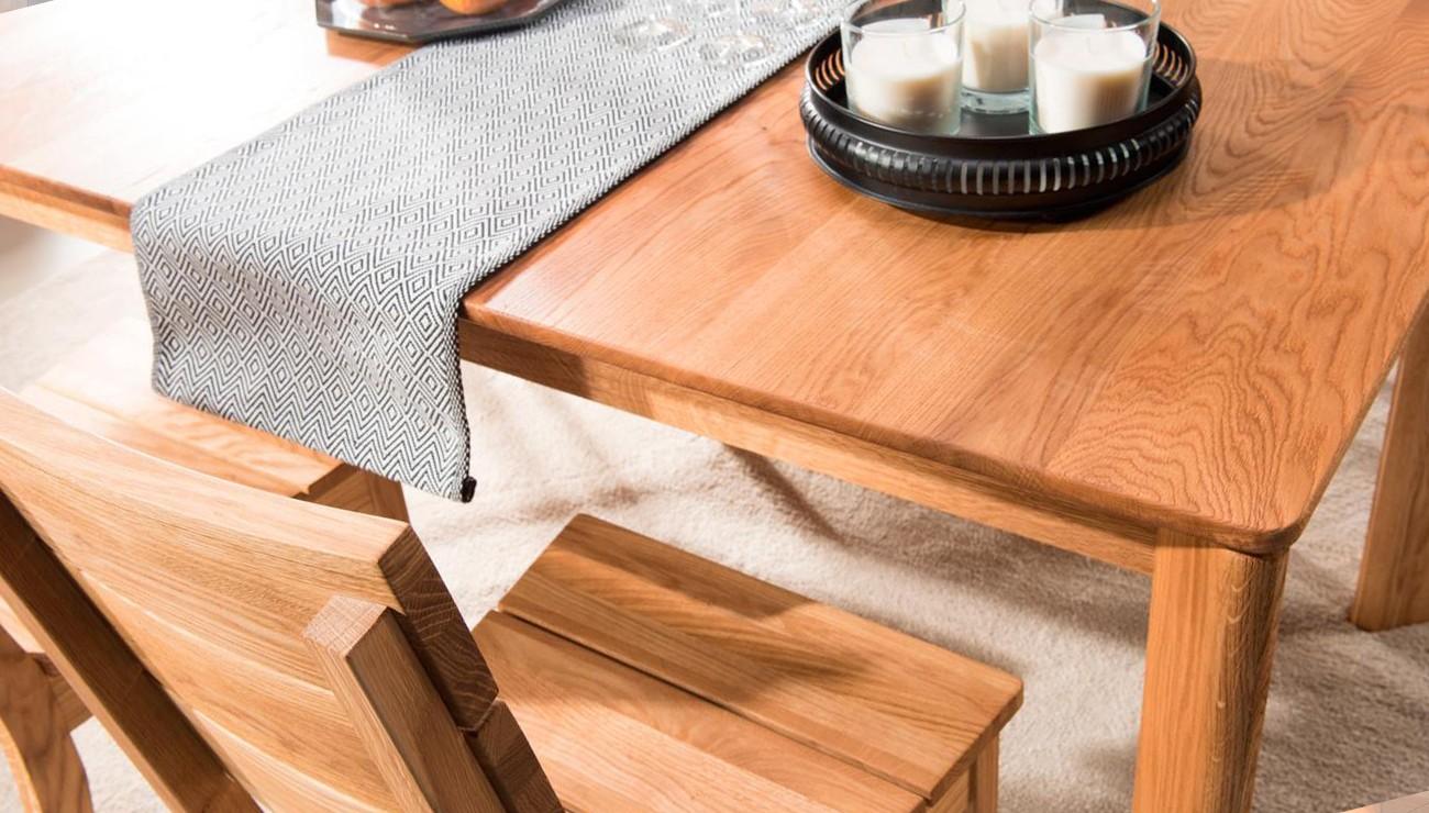Praktický rozkladací stôl do jedálne MIREK