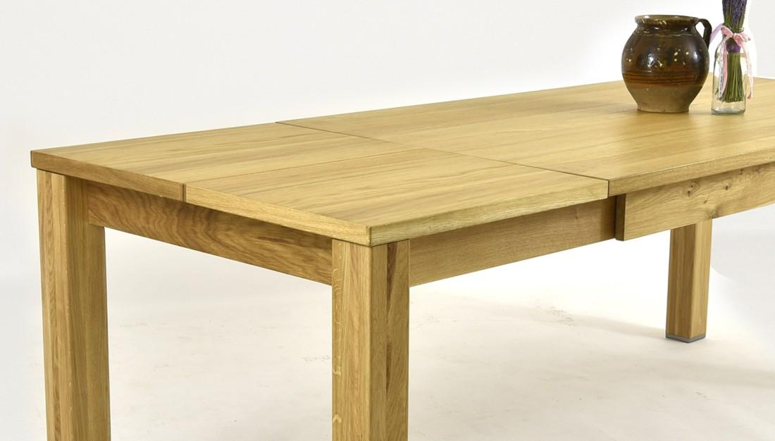 8d061bb5fbd1 Jedálenský stôl rozkladací prírodný dub.