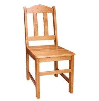 Masívna stolička Z