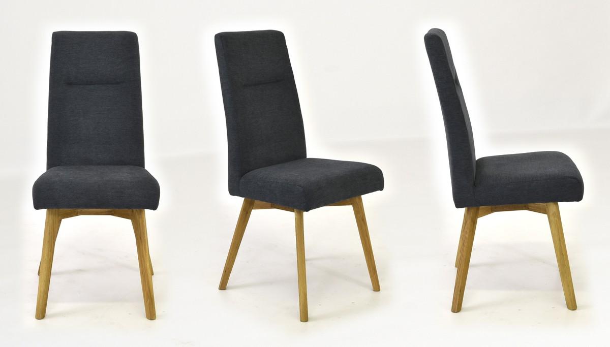 e893f1d715963 Jedálenská čalúnená stolička TINA