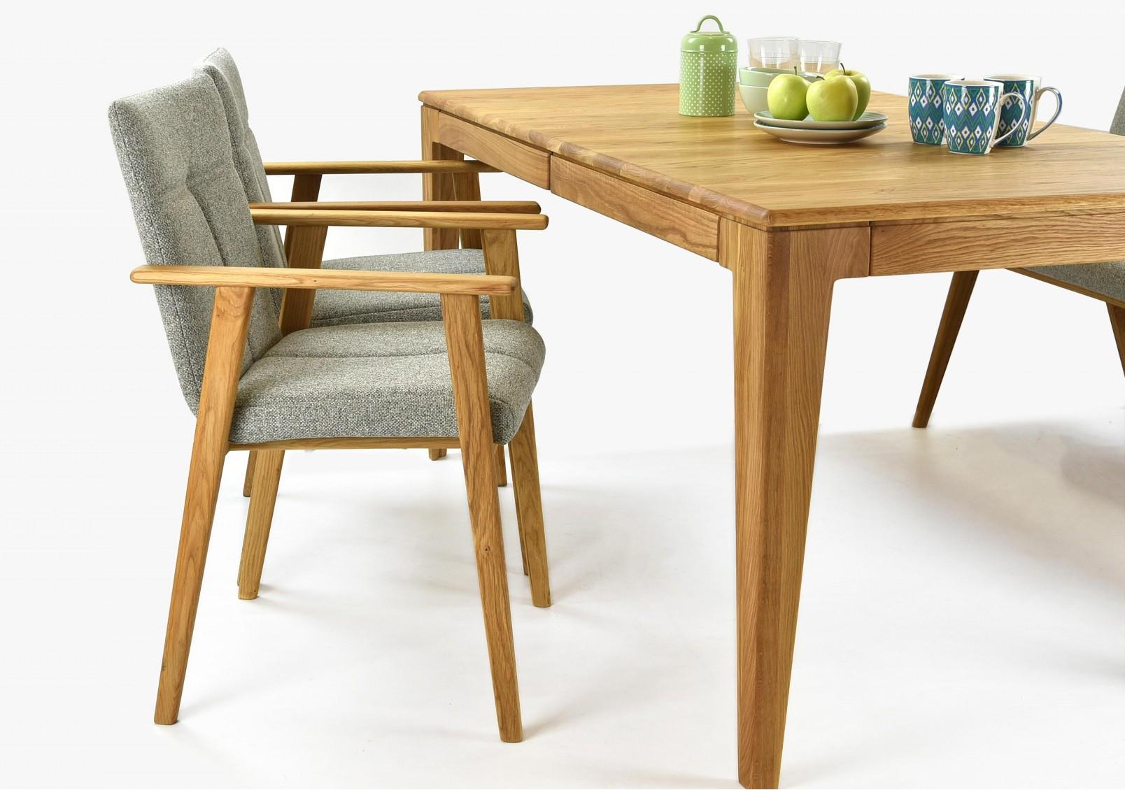 ee92001c498ee Drevený jedálenský stôl a stoličky