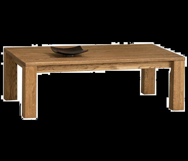 Moderný stolík do obývačky