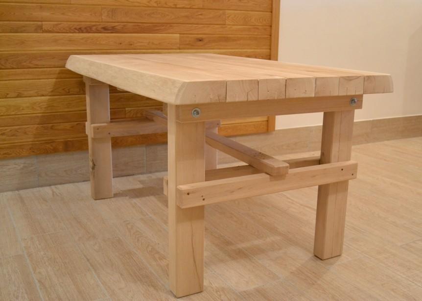 Záhradný stôl - dub
