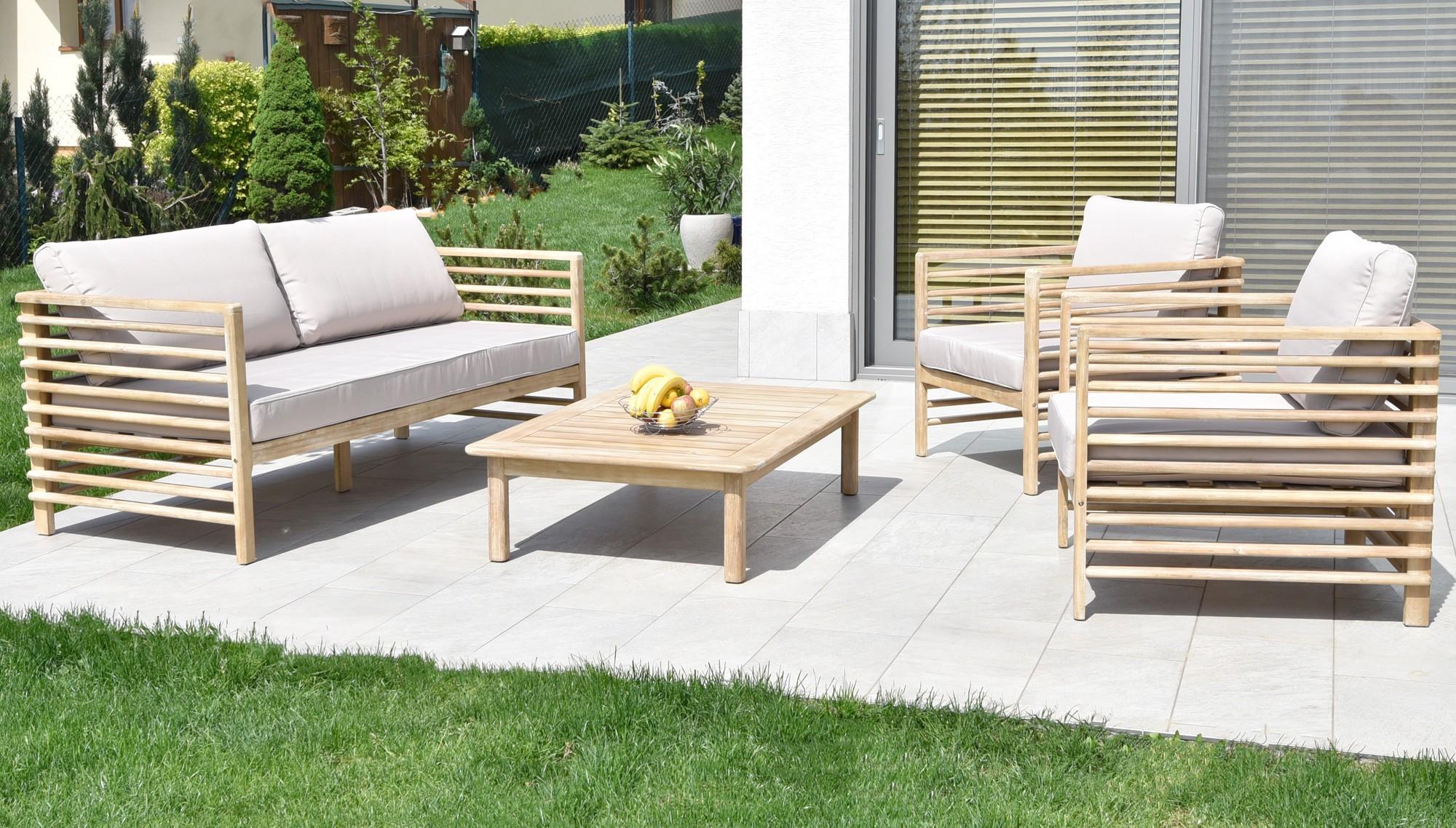 Záhradné sedenie NITRA