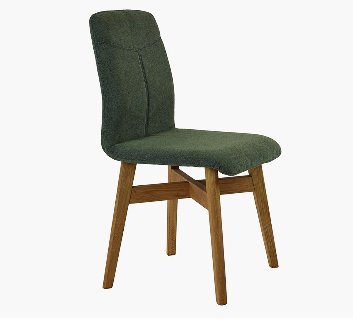 bf3df69979 Moderná jedálenská stolička zelena