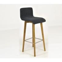 Barová stolička - antracit