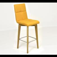 žltá barová stolička