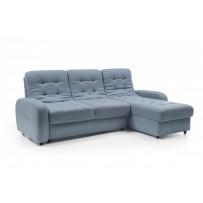 Moderná rohova sedacia súprava s funkciou spania (bloom)