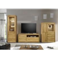 Luxusný nábytok do obývačky - 100 % masív