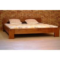 Manželská posteľ z masívu 160 x 200