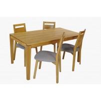 Jedálenský set do obývačky  (Praktický rozkladací stôl do jedálne)
