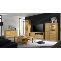 Nábytok do obývačky - 100 % masív