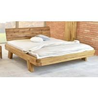 Manželská posteľ dub 180 x 200