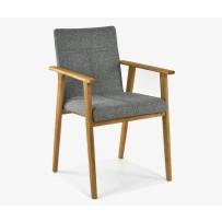 "Dizajnová retro stolička "" Alina Tauper "" geoelt nexus 9019"